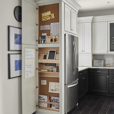 next home kitchen accessories message center kraftmaid 3533