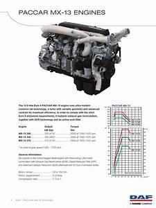 Paccar Mx 13 Euro 6 Engine 64739 En