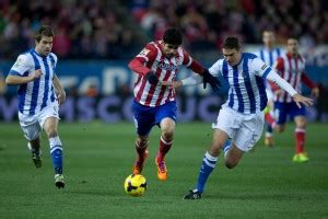Real Sociedad Vs Atletico Madrid (2 - 1) - match preview ...