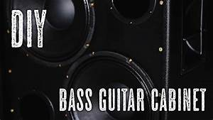 Diy 2x12 U0026quot  Bass Guitar Cabinet