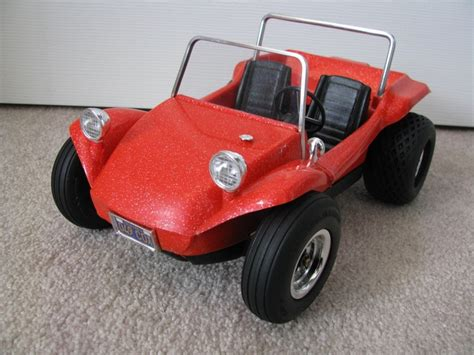 Cox Dune Buggy Gas Powered 049 Vintage Vw Volkswagon