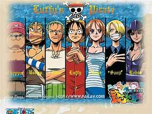 One Piece Crew Wallpapers - Wallpaper Cave