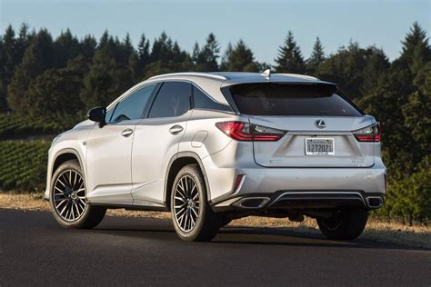Used 2017 Lexus Rx 350 For Sale