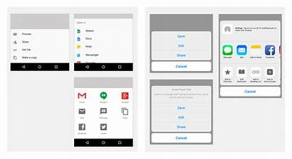 Ios Android Apps Native App Between Differences