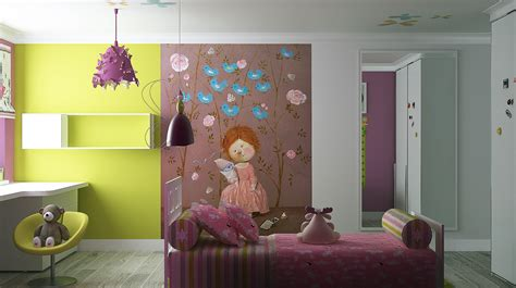 Cute Girls' Rooms  Futura Home Decorating