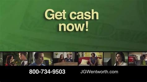 J.g. Wentworth Tv Spot, 'never Enough'