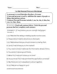 worksheets images pronoun worksheets relative