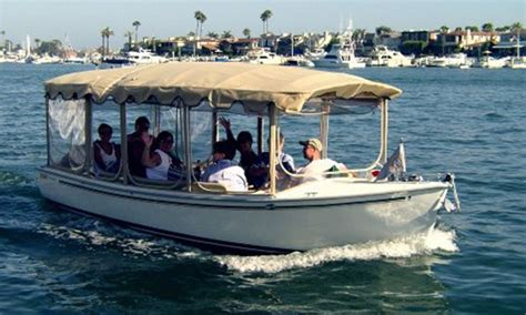 Duffy Boats Deal by Electric Boat Rental Huntington Harbor Boat Rentals