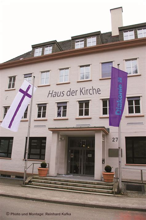 Haus Der Kirche  Evang Kirchengemeinde Calw