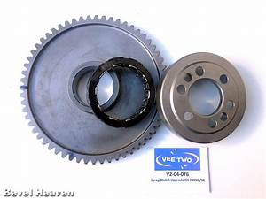 Darmah Starter Sprag Upgrade By Vee Two