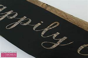 Craftaholics anonymousr diy rustic wood sign tutorial for Vinyl letter maker