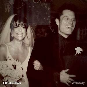 Harry Hamlin and Lisa Rinna | Celebrity wedding photos ...