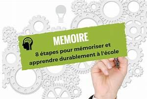 MEMOIRE 8 Tapes Pour Mmoriser Et Apprendre Durablement