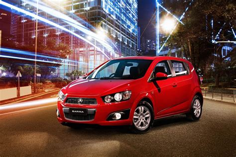 Holden Barina Trio Limited Edition To Be Built In Just 450