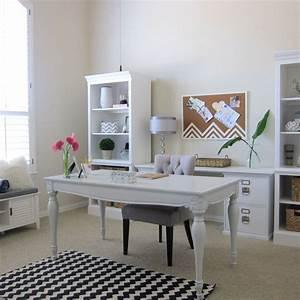 Home Office : hometalk shabby chic office makeover ~ Watch28wear.com Haus und Dekorationen