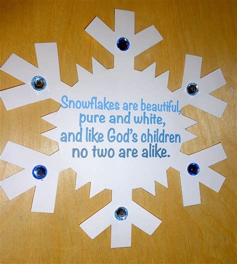 snowflake craft preschool terrific preschool years winter 978