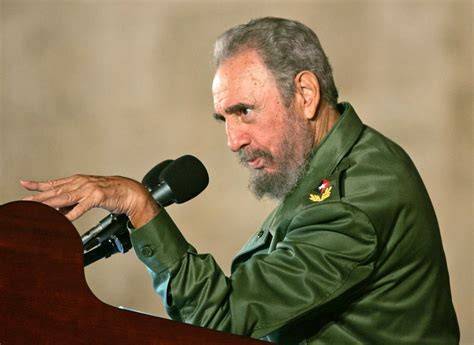 cuba leader fidel castro  israel