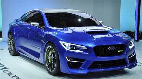 Subaru Mid Engine Sports Car