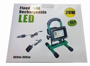 Portable led flood light w taoyuan
