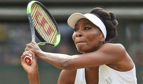 naomi osaka vs venus williams wimbledon 2017 venus williams powers past teenager naomi
