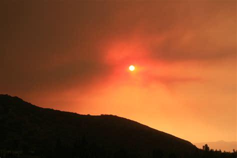 Incendies De Californie D'octobre 2007