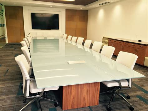 painted glass conference tables fulbright glass boards