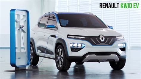 Ev Electric Vehicle by Renault Kwid Ev Electric Vehicle Debuts As K Ze Concept
