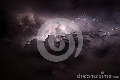 eerie lightning stock 48988844