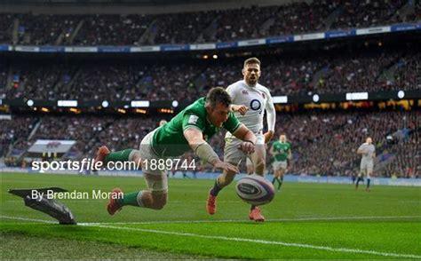 Sportsfile - England v Ireland - Guinness Six Nations ...