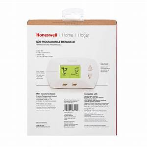 Honeywell Thermostat Wiring Diagram Th3210d1004
