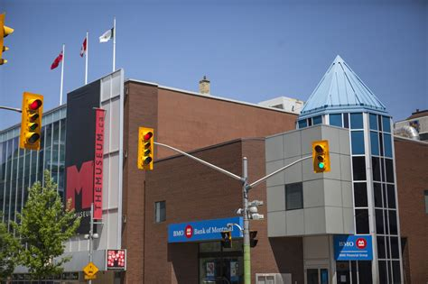 Bmo Kitchener Locations by Bmo Offers Themuseum 1 Million For Renovations The Cord
