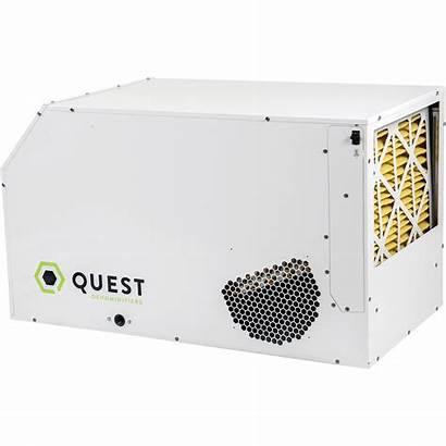 Quest 225 Dehumidifier Dual Overhead Sylvane