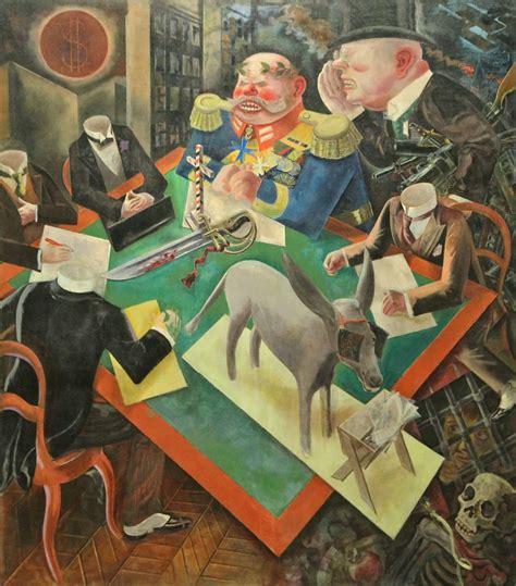 Art Matters: George Grosz | JAQUO Lifestyle Magazine
