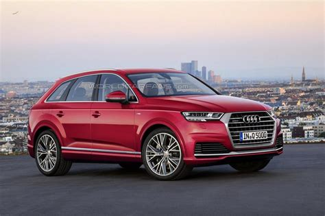 First Rendering Of New Audi Q5  Leisure Wheels