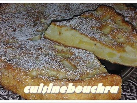 bouchra cuisine recettes de tarte aux pommes de cuisine bouchra