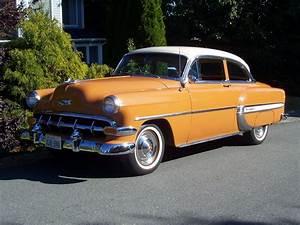 Old Parked Cars   Reader Submission  1954 Chevrolet Bel