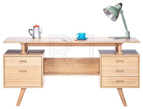 scandinavian office furniture josephine scandinavian style furniture office desk natural modern melbourne by retrojan