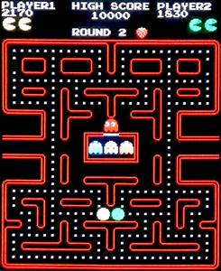 The World's Largest Pac-Man Game