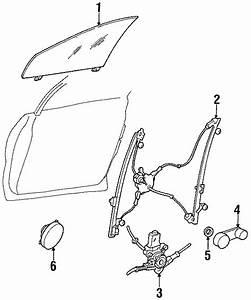 Chrysler Grand Voyager Regulator  Window  Motor  All