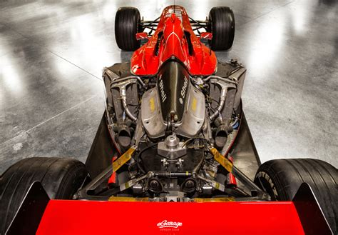 The ferrari company boomed in the flourishing alfredo, called dino, had worked closely with his father to help develop the ferrari v6 engine. Michael Schumacher's Ferrari F1-2000 Car