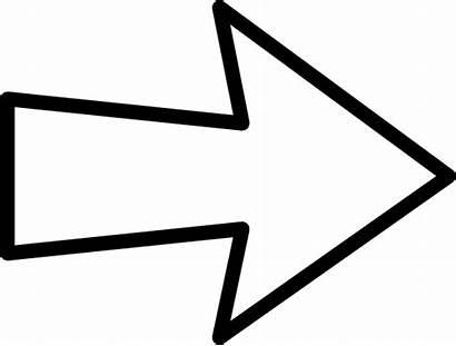 Arrow Clip Clipart Vector Clker