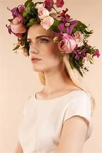 Couronne De Fleurs Mariée : robe de mari e maria luisa 2016 au printemps mariage ~ Farleysfitness.com Idées de Décoration