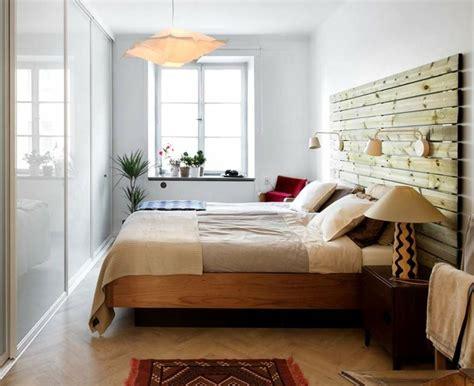 fabriquer une t 234 te de lit en bois c est simple et c est chic