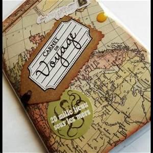 Carnet De Voyage Original : cr ation scrapbooking mini album vintage cr ation scrapbooking de ornella3234 n 45 284 vue ~ Preciouscoupons.com Idées de Décoration