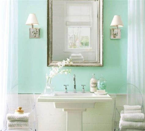 Bathroom Wall Colors Pictures by Light Seafoam Green Paint Future House In 2019 Green