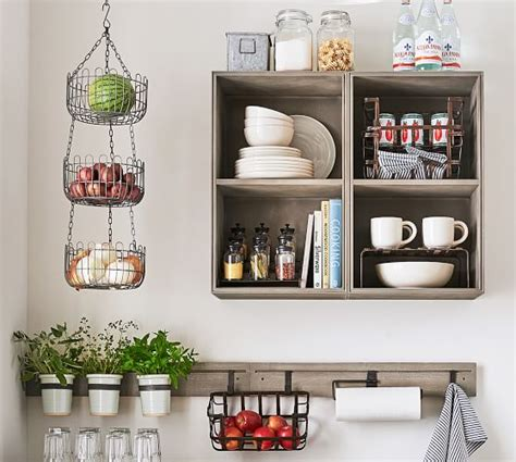 Pottery Barn Spice Rack by Mission Modular System Collection Spice Rack Pottery Barn