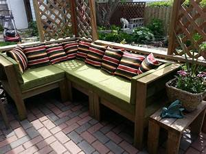 tips for making your own outdoor furniture furniture With homemade lawn furniture