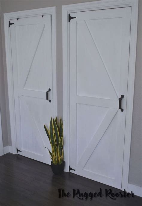Super Cheap Closet Doors  Diy Hometalk