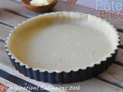 tartes salees sans pate recettes de p 226 te bris 233 e et cuisine sans oeuf
