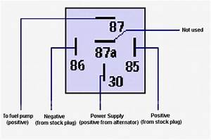 Car Relay Diagram